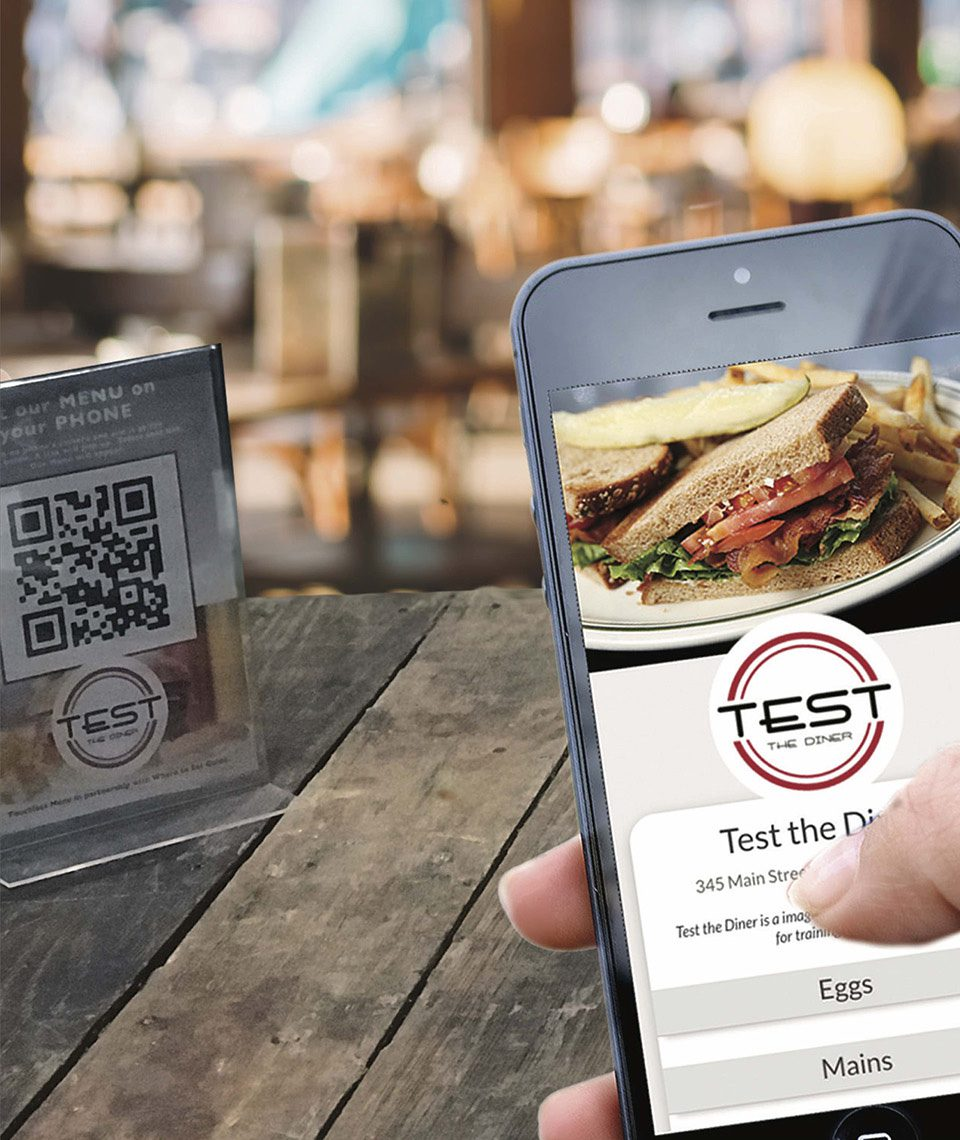 Touchless Menus™ Today | A Contactless Digital Menu Solution for Restaurants
